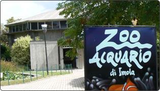 Esterno Zoo Acquario