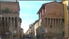 Porta Appia ramparts