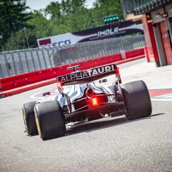 Formula 1 Emirates GP Emilia Romagna