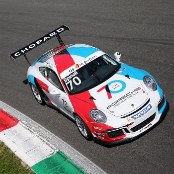 2021 Porsche Cup Suisse
