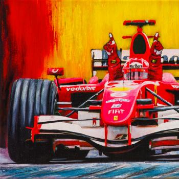 """Mostra : """"Schumacher 50"""""""