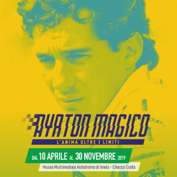"2019 Mostra : ""Ayrton Magico"""