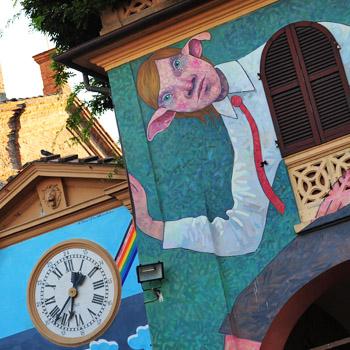 Biennale del Muro Dipinto