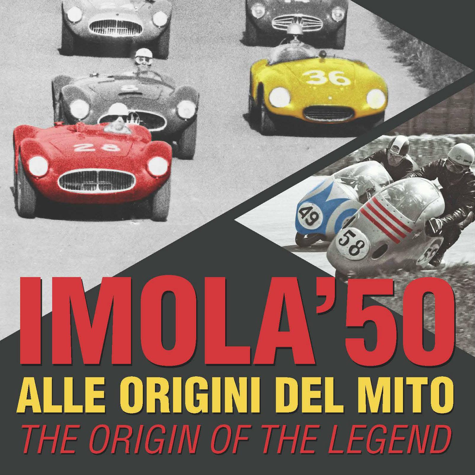 """Mostra """"Imola '50. Alle origini del mito"""""""