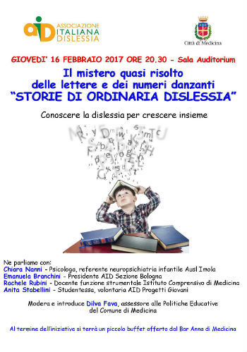 Storie di ordinaria dislessia