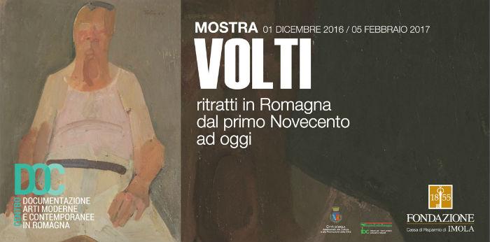 Volti - Ritratti in Romagna dal primo novecento a oggi
