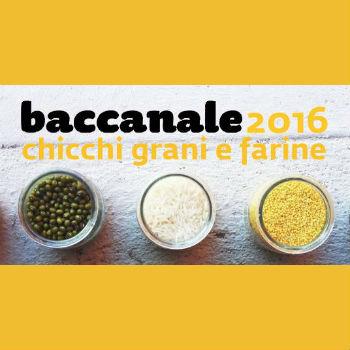 Baccanale - Chicchi, grani e farine