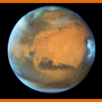 Marte: storia, sogno, sfida