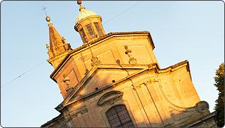 Medicina - Chiesa del Crocifisso
