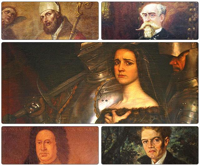 Personaggi, storia, tradizioni